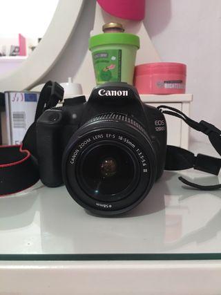 Camara Canon 1200 d