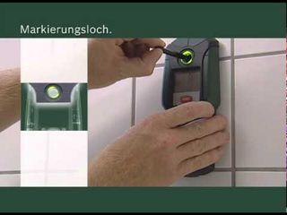 Detector de metales BOSCH PDO 6