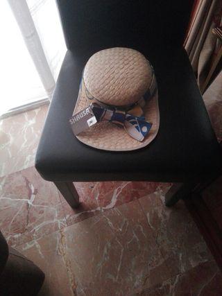 Sombrero de niña.