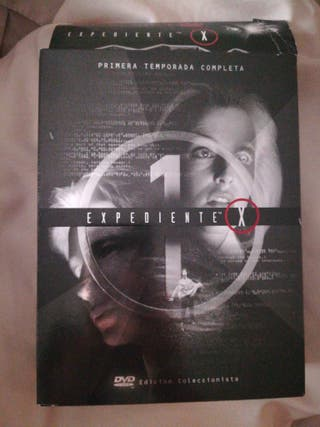 Expediente X DVD. Primera temporada Completa