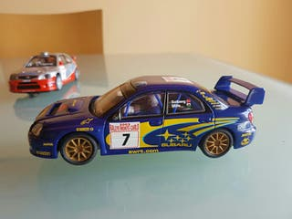 Coches de Scalextric