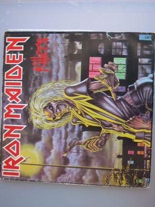 Iron Maiden Killers Disco de vinilo