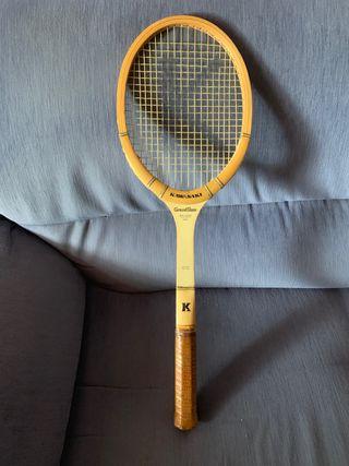 Vintage Raqueta Tenis KAWASAKI