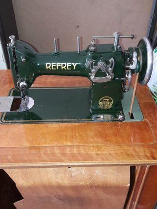 maquina coser refrey cl 317