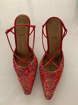 Zapato salón tacón Lodi