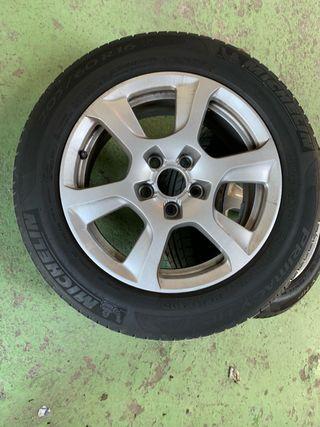 Llantas+ neumáticos Audi a4