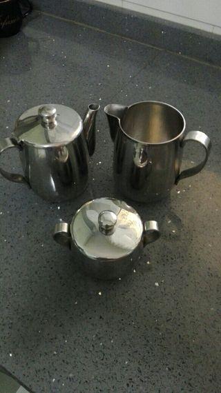 Juego de jarras de café