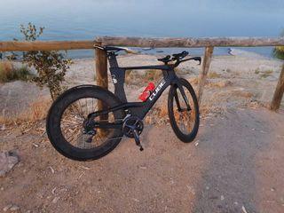 Bicicleta Cube aerium en talla m - 49287