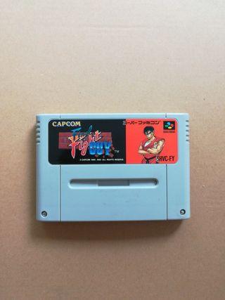 Final Fight Guy, Super Nintendo