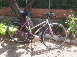 bicicleta mujer orbea