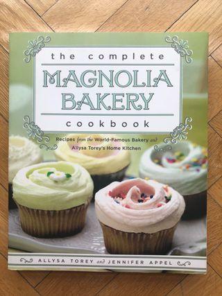 MAGNOLIA BAKERY, recetas repostería pastelería