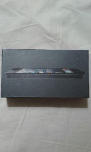 Caja iPhone 5