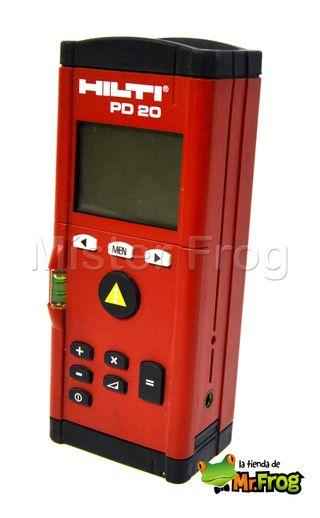 Medidor láser Hilti P 20