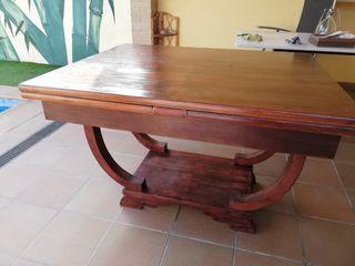 mesa comedor vintage.