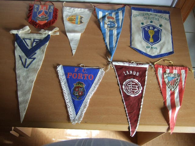 Banderines futbol