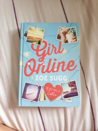 zoe sugg book bundle!!