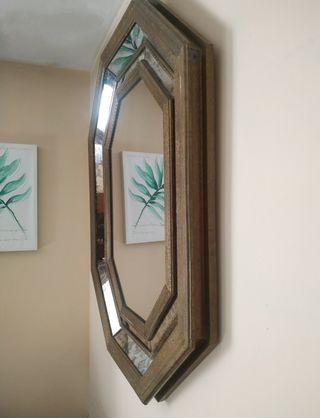 Espejo antiguo veneciano