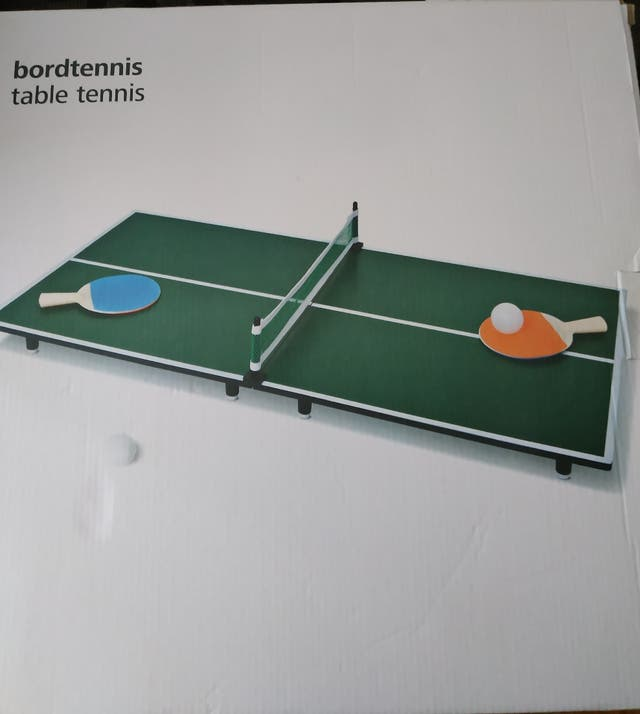 Mini mesa Ping Pong