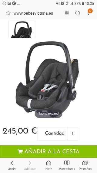 Maxicosi Pebble Plus Bebe Confort