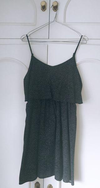 Vestido lunares H&M