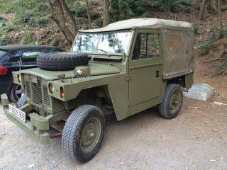 Land Rover 88 Militar Ligero