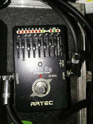 pedal equiazador Bass EQ