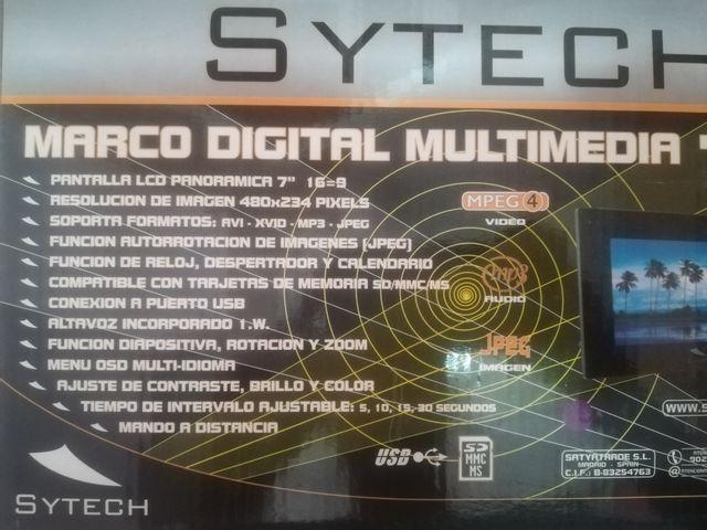 marco digital nuevo
