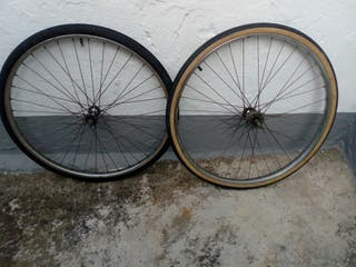 Ruedas BH, bicicleta antigua...