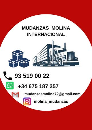 Mudanzas Molina internacional