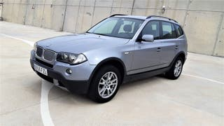BMW X3 3.0d Manual 218cv 2008