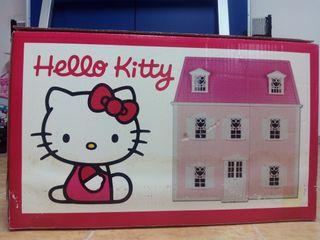 Casa muñecas Hello Kitty