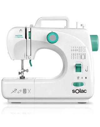 Maquina de coser Solac