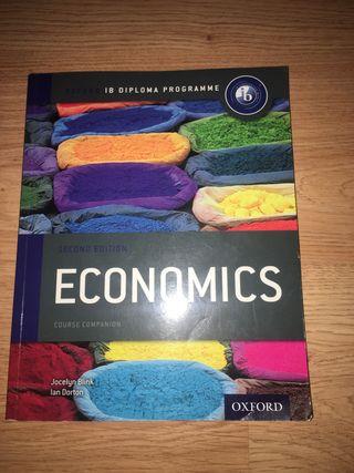 Libro Economía Bachillerato Internacional