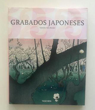 Libro Grabados Japoneses (Taschen 25 Aniversario)