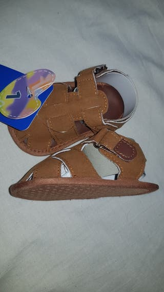 sandalias verano bebe