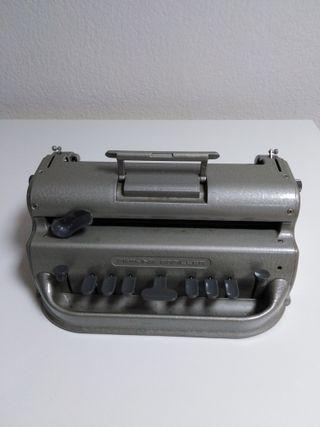 Máquina Perkins clásica.