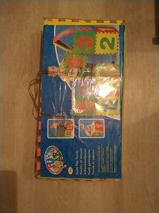 Puzzle Módulos Gomaespuma