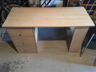 Study/Dressing Table with Draws
