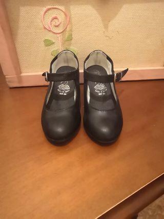 zapatos d tacon
