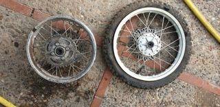 Llanta Pit Bike