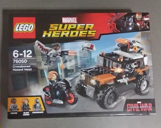 Lego Marvel super heroes 76050