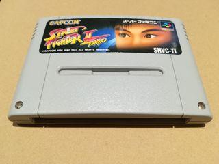 Street Fighter 2 Turbo, Super Nintendo