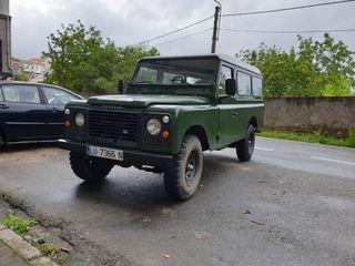 Land Rover Santana 2.5 b DL