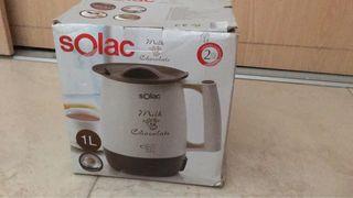 Calentador leche SOLAC