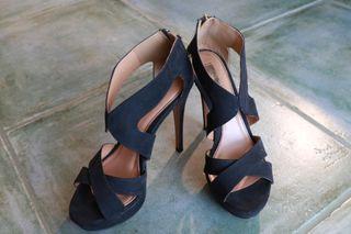 Zapatos de tacón 12,5 cm Stradivarius