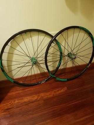 ruedas mavic xa elite 29