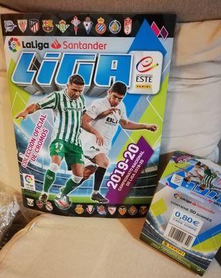 Cromos Liga Este 2019-20