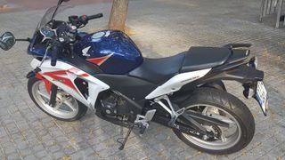 MOTO HONDA CBR 250R. OPORTUNIDAD UNICA