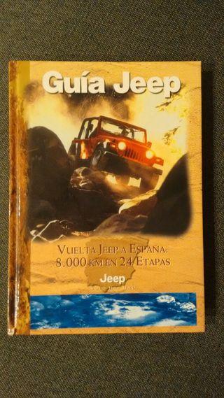 vuelta Jeep a España: 8000 kms en 24