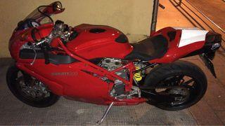 Ducati 999s Testatetra